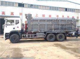 污水清运含水污泥专用车 20吨污泥运输车报价