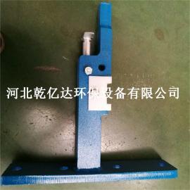 销售1600型2000型压滤机滤板手柄铸铁聚丙烯压滤机