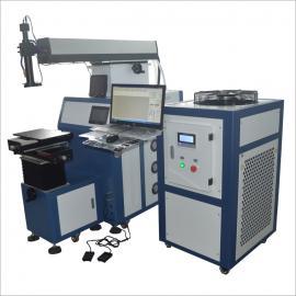 304不锈钢双层滴漏光纤焊机/五金产品配件高性能光纤激光焊接机