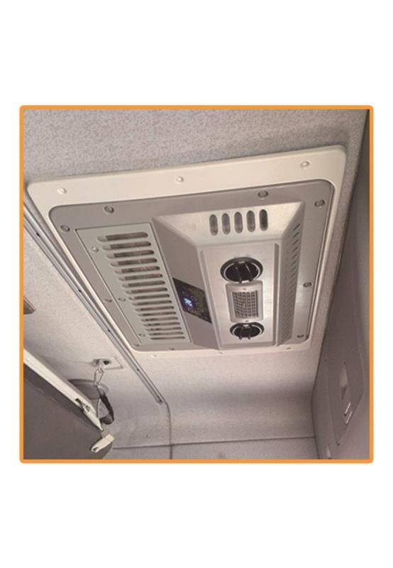 驻车空调(24v冷暖一体货车房车电动空调)