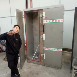 博远生产不锈钢馒头蒸房 电蒸柜 炊事设备