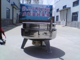 不锈钢蒸汽夹层锅/可倾夹层锅汤锅熬糖粥可定做加自动搅拌