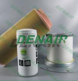 空气压缩机配件大全 通用空压机三滤配件 德耐尔配件