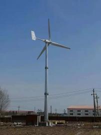 永磁同步小型风力发电机 水平轴3叶风力发电机并网发电机厂