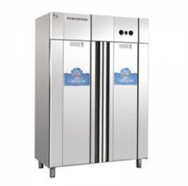 美厨高温热风消毒柜MC-2商用双门不锈钢消毒柜餐具保洁柜