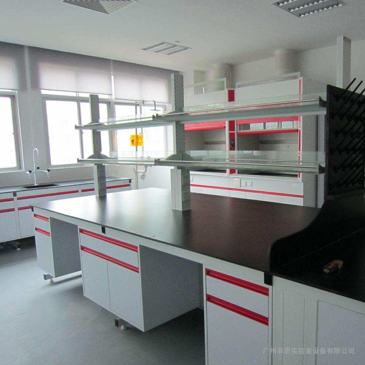 钢制实验操作台