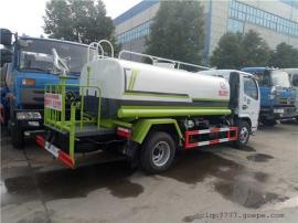 5吨国六洒水车 小区绿化洒水车