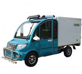 WS600电油混合四轮高压清洗车路面 275kg本田发动机工地清洗机环