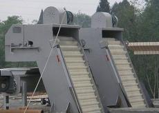 污水处理厂机械格栅设备