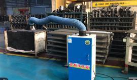 焊烟净化器单臂焊烟除尘器工业焊烟净化器