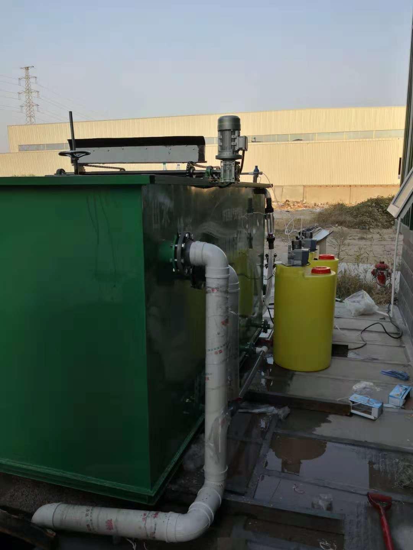 30吨一体化生活污水处理设备价位