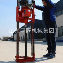 QZ-2B汽油动力轻便岩心取样钻机