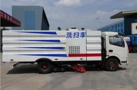 厂区用东风小型扫路车