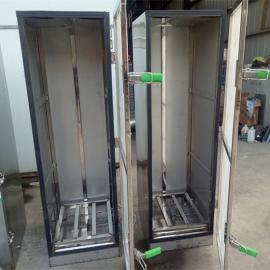 博远大型馒头蒸房蒸箱,蒸饭柜
