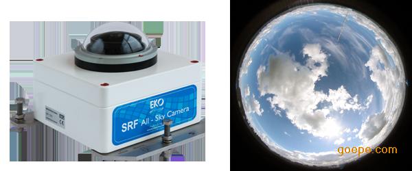 中科技达进口180°无遮挡EKO全天空成像仪