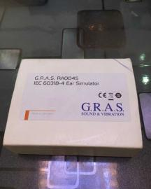 GRAS RA0045仿真耳全新