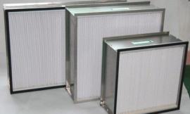 无菌室为什么要安装三级过滤系统