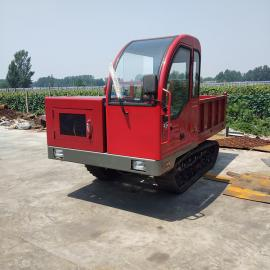 中小型履带运输车 水泥路运输水泥链轨车哪有卖