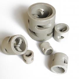天马陶瓷优质陶瓷鲍尔环 废气/干燥/洗涤/再生塔填料