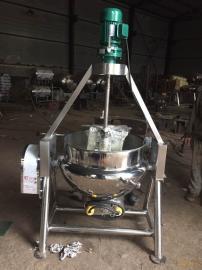腊肠高温卤煮锅 连续式卤制品蒸煮锅