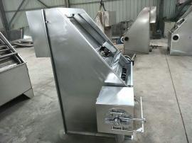养殖场斜筛式不锈钢固液分离机批发