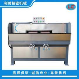 利琦两工位自动水磨机 平面水磨机、自动水砂机LC-BL612-2