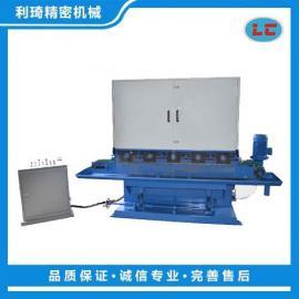自动拉丝平面水磨砂光机输送式水磨机平面拉丝机拉丝设备LC-C315-
