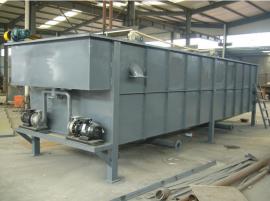 益海环保高效一元化 超浅层气浮溶气气浮机 污水处理设备