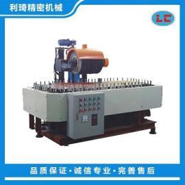 单磨头矩形输送式全自动抛光机 LC-P804-1