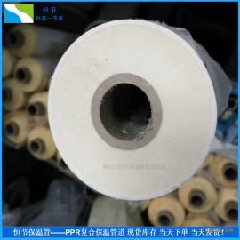 提供防寒聚氨酯发泡保温管 温泉热水保温管 无需二次保温管