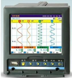 VX6312R/A4/C3/U/TP4彩屏无纸记录仪