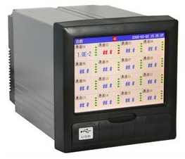 VX6304R/C3/L/U/TP4彩屏无纸记录仪
