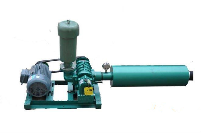 鱼塘增氧曝气风机曝气设备