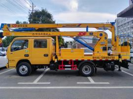 东风16米高空作业车销售 整车型号JDF5060JGK16E5型高空作业车