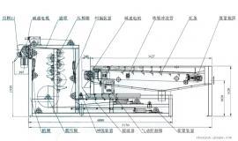 DNY型带式浓缩压滤一体脱水机