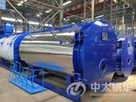 2万平供暖锅炉 2吨、3吨燃气热水锅炉