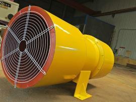 SDS隧道射流风机|对旋射流风机|双向射流风机|齐鲁安泰
