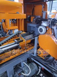 高速圆锯机 数控圆锯机 冷锯机 金属数控切割机