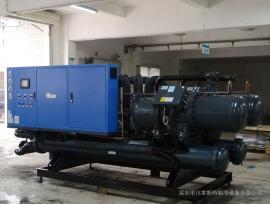 大型工业螺杆式冷水机