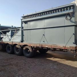 石灰水泥厂配套离线式布袋除尘器生产离线清灰除尘器