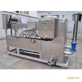 餐饮酒店隔油污水处理一体化装置 智能隔油提升设备