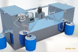 厨房餐饮油水分离器 油水分离提升设备