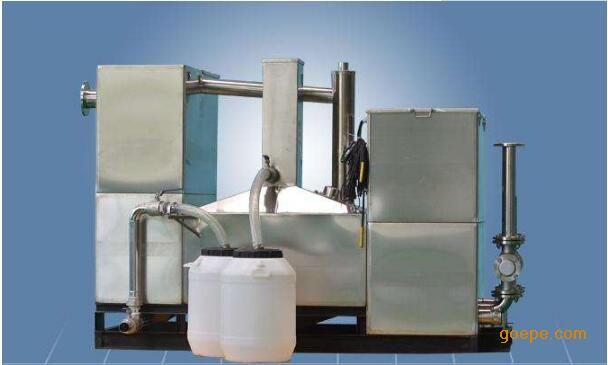 湖南长沙一体化自动隔油提升设备厂家