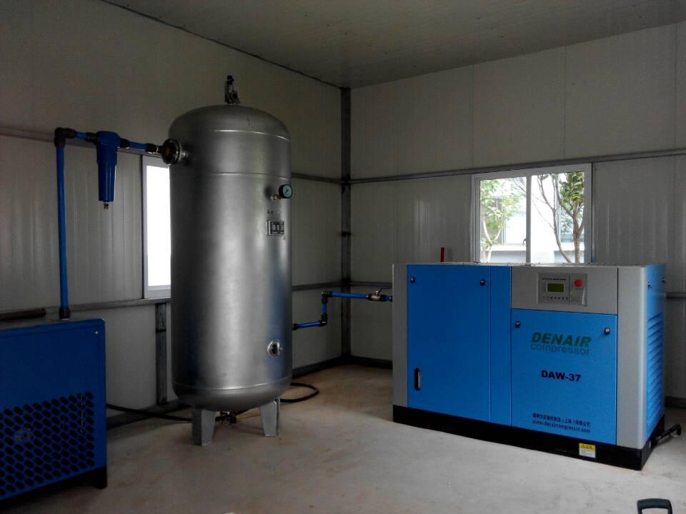 空压机节能改造方案 空压机节能管道 空压机能耗计算方法
