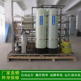 绿健高品质RO-2000L反渗透纯净水设备