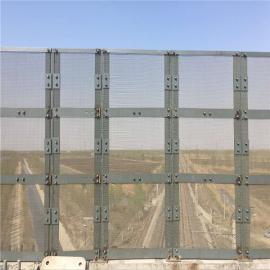 国标桥梁防落网-高速桥梁防抛网-桥梁双圈防护网