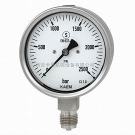 超高压压力表,耐震超高压压力表