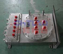 304IIC级防爆动力箱 订做防爆不锈钢配电箱