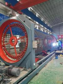 中国先进全自动智能钢筋笼滚焊机