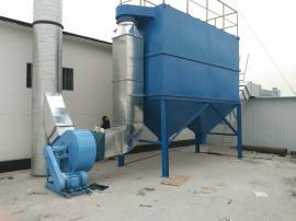 木工除尘设备中央脉冲集尘器袋式除尘器